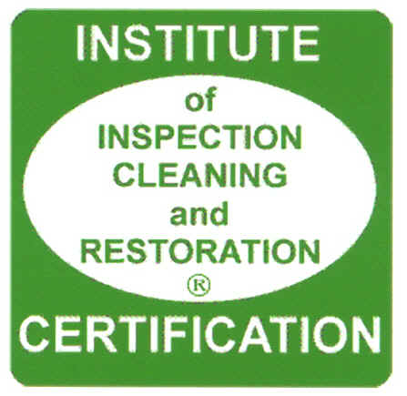IICRC Certified